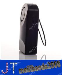 Promotion entrée de la porte de sécurité livraison gratuite toucher sensible bouton entrée alarme 120db Accueil sécurité antivol alarme de porte noir en paquet de détail MYY1003