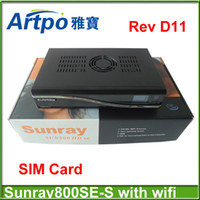 Wholesale Newest version D11 BL84 WIFI DM800 SE DM800SE WIFI DM800HD SE DM HD SE SE HD SE Satellite receiver with WIFI free