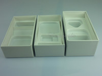 Wholesale US UK EU version Empty packing box For iphone box with accessories full Accessories Quality