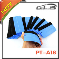 Wholesale Hot Selling Vinyl Graphics Applicator Squeegee Soft Material With Felt Size cmx8cm for