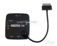 Wholesale USB Hub Card Reader Connection Kit for Samsung Galaxy Tab P7500 P7510 P7300 P7310 K0156A
