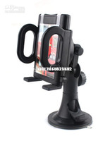 Wholesale B Universal Car Mount Holder Plastic for Cell Phone GPS Q0054A