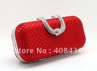 Handbags Yes Hasp Evening Bag , Party Clutch bags handbag ,Slap-up Bride Bag Purse , Wedding Women Evening Purse Mini 2013 Birthday Gift EB048