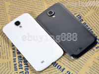 Cheap I9500 S4 Smart Phone 5.0 Inch HD Screen Android 4.2 MTK6589 H9500 3G Cell Phone use DHL shipping