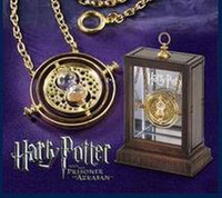 potter - Time Turner Necklace Harry Potter Gold Plated B13