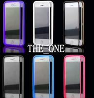 Cheap tpu flip n9000 tpu wrap up phone case cover with built in screen iphone 5c tpu wrap up case transparent tpu flip cover for samsung note3 5c