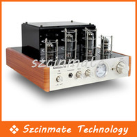 Wholesale Hot Selling Ms d HIFI Tube Amplifier Audio Power Amplifier Nobsound Brushed Metal Panel