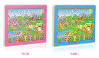 Wholesale Kid s Y pad Educational Toys Y Pad Farm Animal sound English Tablet Computer Learning Machine Touch Screen