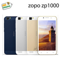 "35Phone 5.0 Android NEW STOCK! ZOPO ZP1000 5"" IPS Screen MTK6592 Octa Core 2G+16G Android 4.2 OS 14MP Camera wifi GPS 3g Smart Cellphone DHL free shiping"