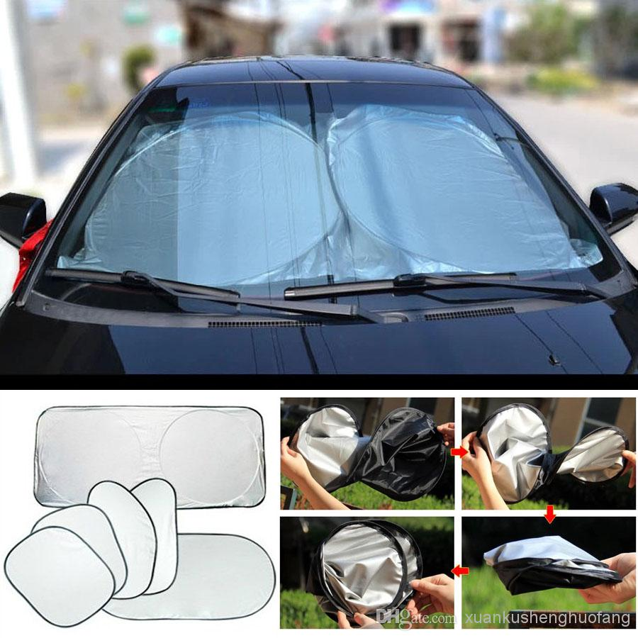 Car Side Window Shades Side Car Sun Thick Shade Rear