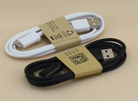 Wholesale High Quality M Micro USB Data Charging Cable For Samsung Galaxy i9500 i9300 S4 S3 S2 N7100 Note Blackberry Z10 HTC Nokia So