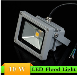 1pcs AC85-265V 900LM Waterproof Ip65 10W LED Flood Light,Led Floodlight Outdoor Lighting,LED Reflector Spotlight Free Shipping