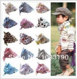 Wholesale 30pcs BANDANA BIBS FUNKY DRIBBLE CATCHER DRYBIBS BABY BIBS cheap