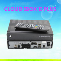 Wholesale Cloud ibox2 plus HD CLOUD I BOX II plus Linux System Satellite Receiver cloud ibox plus Support G IPTV