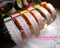 Wholesale Lovely self adhesive Decoration paper Tape Janpan style Flower DIY Tape