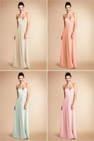 Reference Images Ruched Sleeveless Bridesmaid Dresses Cheap 2014 A-Line Strapless Sweetheart Neckline Ruched Bust Floor Length Chiffon Simple Formal Dresses Girls' Party Gowns