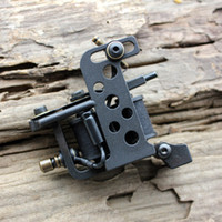 1 Piece tattoo gun machine - Iron Tattoo Gun Machine Made By Hand For Liner Warps Coils For Tattoo Equipment Supply