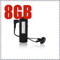 > 4GB WAV  Mini 8GB USB Digital Audio Voice Recorder Dictaphone Flash Drive Disk WAV Format mini hidden usb drive long time recording Voice Recorder