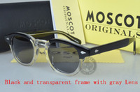 Black and Tortoiseshell , black with transparent and tea col...