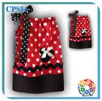 baby smocked dresses - Minnie Mouse Smocked Dress Petti Dress for Baby Cute Cotton Dress for Girl Posh Pillow Case Dresses