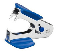 Wholesale Generic Staple Remover Color Deep Blue and Silvery Pack of