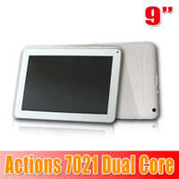 Wholesale Hot quot Dual Core Android Tablet PC actions MB RAM GB Android inch WIFI OTG HDMI point camera goodgoodbusiness