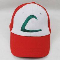 trucker hats - New Pichu Ash Ketchum Trainer Hat Costume Cap Adult Mesh Hat Trucker hat caps