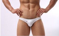 mens underwear - Hot Sexy Mens Summer Underwear Breathable Mesh Stretch Briefs Slim sexy men s underwear men sexy thong
