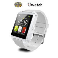 Wholesale Bluetooth U8 Smart Watch Wrist Watch U Watch Smartwatch for iPhone S S Samsung S3 S4 S5 Note Note HTC Android Phone Smartphone