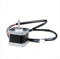 Wholesale 3D printer RepRap two phase stepper motor deg Reprap D printers