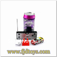 Wholesale Hot selling Coke Can Mini RC Car BY CHINA POST