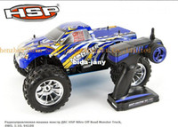 Electric rc nitro engine - HSP Baja th Scale Nitro Off Road Monster Truck with CXP Engine RC HOBBY remote control Car