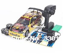 4wd nouvelle voiture à vendre-NOUVEAU Arrivée rc racing car drift 1/14 REMOTE Control 4WD ELECTRIC Toy + free shipping