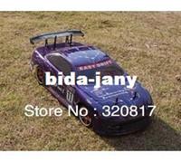Livraison gratuite HSP 94123 RTR 4WD 1/10 Échelle Electric Power On-Road Drifting Rc voiture jouets avec la nouvelle télécommande 2.4G