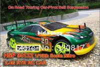 Wholesale HSP RTR th Scale WD Nitro Powered On Road Racing Car With GHz Two Speed Engine CXP Ball RC Car