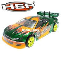 Wholesale HSP Baja Scale WD Nitro power Pivot Ball Suspension RC Car Xstr Power cxp engine with G Radio Control toys