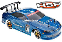 Wholesale HSP Remote Control Toys Flying Fish Baja WD Scale Electric Power On Road Drifting Rc Car with Drift brush motor