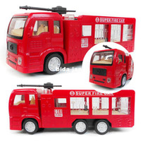 Airplanes Electric 2 Channel Electric fire truck electric educational toys music 0.4