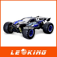 Wholesale S800 electric rc cars WD shaft drive trucks high speed Radio control Rc Monster truck Super Power Ready to Run Blue