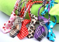Горячие Продажа Бесплатная доставка собака домашняя кошка галстук-бабочка галстук воротник смешались разные цвета 120pcs