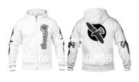 Wholesale Hot MMA Hayabusa Falcon Technical Hoodies White