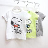 Boy Summer Children 2013 summer brand new children's clothing wholesale boy girl cartoon short-sleeved T-shirt Children short-sleeved shirt