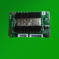 Battery protection circuit board Lithium ion battery management system  48V 16S lifepo4 battery BMS 48V e-bike battery BMS with 10 to 30A discharg current suitable for electric bike lithium ion battery BMS 16S lipo battery BMS