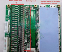 Cheap Battery protection circuit board 48v Lifepo4 battery BMS Best Lithium ion battery management system  48V 14S lipo battery BMS 14S li ion battery BMS