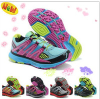 Wholesale 2014 China Post Air New Arrival Colors Salomon Running shoes Women Sport Running Shoes Women Sneakers Price
