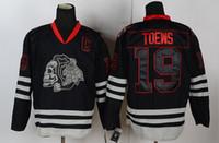 Wholesale Hockey Jerseys Blackhawks Jonathan Toews Ice Hockey Hot Hockey Jersey China New Arrive Sports Jerseys Seven Style Six Colors
