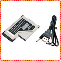 Wholesale 1pcs mm Express USB PCMCIA Ports Card Adapter Transfer rate up to Gbps Dropshipping