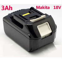 Wholesale New Replacement Makita BL1830 V mAh Lithium ion Batteries High Capacity Battery for Makita Power Tool