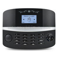 Wholesale LCD screen wireless home security system alarm monitoring