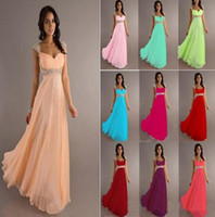 Reference Images Pleats Sleeveless Cheap A-line Empire Chiffon Bridesmaid Dress Cap Sleeves Sweetheart Long Length Backless Coral Evening Gowns Prom Dresses Under $100 EB239